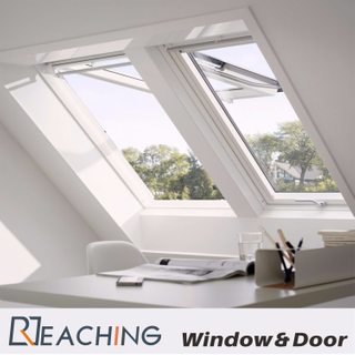 Awning Aluminum Window with Insulating Glass for Villa Project