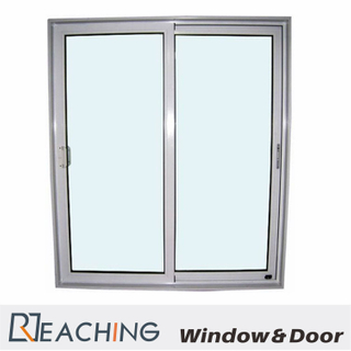 Modern Simplify Laminated Glass Window Aluminium Material as Requirment