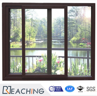 Cheap Price UPVC Sliding Window with Fly Screen