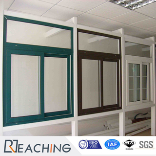 UPVC Window Frames Sliding Plastic Window Track Window