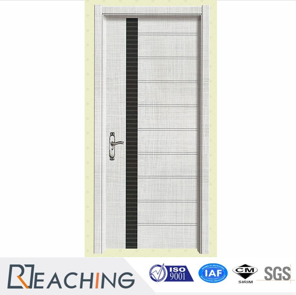 White Horizontal Gap Europen Modern Design Door as Request
