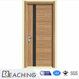 Modern Design Fabric Style Melamine Wooden Door