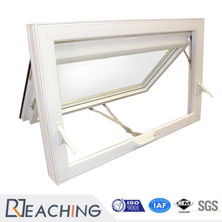 China Supplier Cheap Double Glass Thermal Break Aluminum Awning Window for Residential House