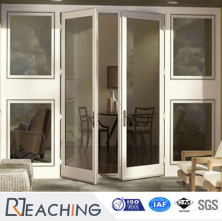 High Quality UPVC Profile PVC Bathroom Door Price Interior Glass Doors